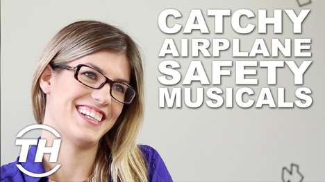 virgin america new safety video