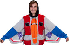The Starscream Hoodie is Perfect for Cosplayers