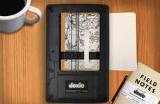 See-Through Wireless Scanners  - The 'Doxie Flip' is a Wireless Wonder Scanner