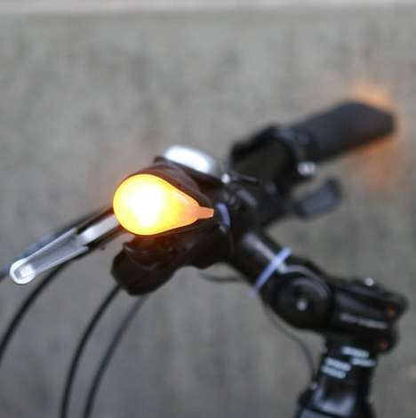 Illuminating Bike Handlebar Lights - Increase Your Protection with These Bike Handlebar Lights