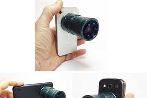 The Snooperscope Will Let You Film in the Dark with Your Phone