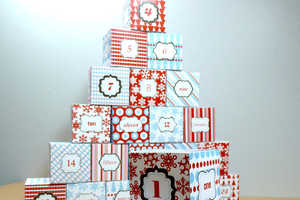 This DIY Advent Calendar Will Get You ExcitedAabout Christmas