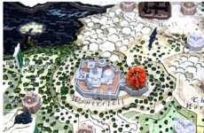 Dark Fantasy 3D Puzzles - This Game of Thrones Map Brings the Popular HBO Show to Life