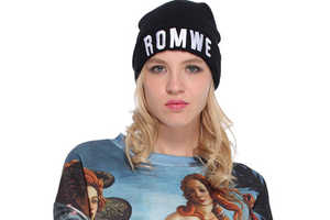 This Botticelli Print 'Romwe' Sweatshirt is a Classic