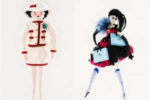 These Designer Dolls for UNICEF are Chic and Memorable