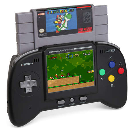 Portable Retro Gaming Systems - Retro Duo Portable Game Systems