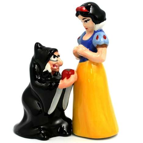Disney Salt and Pepper