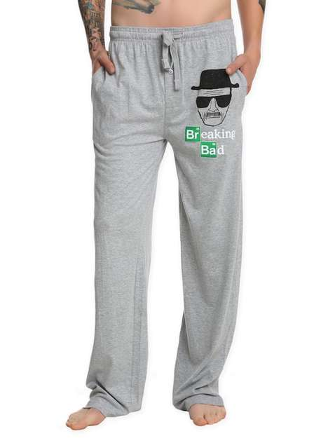 Drug Dealer Pajamas - These Breaking Bad Heisenberg PJs are Perfect for Fans of the Beloved Drama