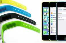 Smartphone Notification Bracelets - The Vybe Smartphone Bracelet Notifies Updates From Your Phone