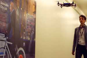 The 'Skycall' Drone Will Be Your Personal Tour Guide for MIT