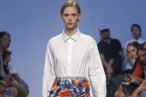 The MSGM SS 2014 Womens Collection Brings the Boys to the Yard