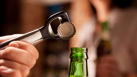 Posh Magnet Bottle Poppers - This Magnetic Bottle Opener Makes Bottle-Popping Easier