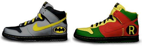 Superhero Shoes