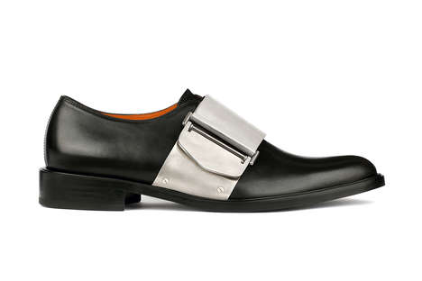 40 Chic Men's Loafers - From Gilded Golden-Toed Loafers to Ritzy Modern Man Accessories