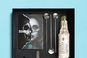 The StrangeLove Kit Defies Conventional Energy Drink Packaging