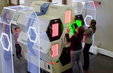 Self-Scanning Security Systems