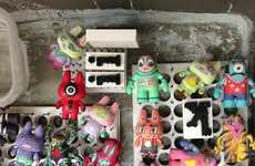 Interactive Ink Printed Toys