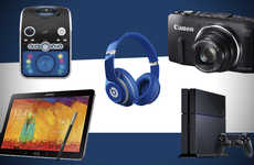 Entertainment-Inducing Techcessories - Best Buy's Holiday Guide Features Top Five Tech Gifts