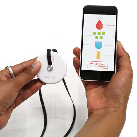 Wearable Disease Detectors - Kernel of Life is Designed to Diagnose Diseases in Rural Areas