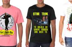 Misquoted Movie Line T-Shirts