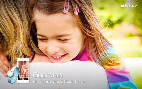 24 Child-Tracking Tools - From Bracelets for Lost Children to Safety Phones For Kids