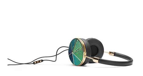 Custom Cap Headphones - This Stylish Headphone Set Matches Your Stylish Soundtrack