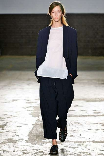 Urban Androgynous Collections - The 1205 Collection is a Hybrid of Both Mens and Womenswear