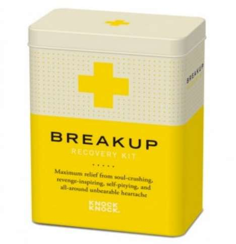 Relationship Recovery Aids - The Breakup Recovery Kit Mends Your Broken Heart