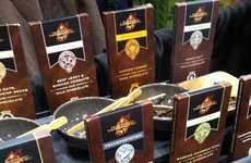 The Vosges Haut-Chocolat Introduces Catching Fire-Inspired Chocolate