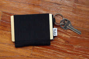 The Yubi is a Lightweight and Compact Squared Wallet