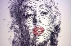 Famous Figure Nail Art