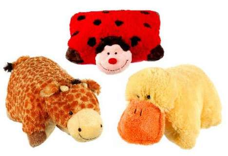54 Plush Pillows for Kids - From Customized Child Cushions to Adorable Animal Sleepers