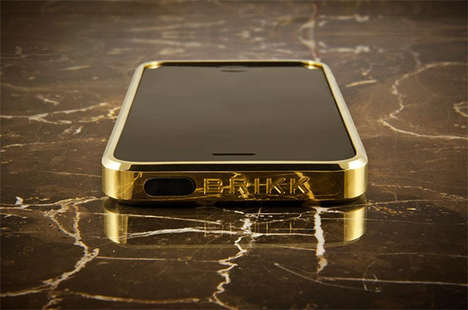 100 Luxurious Smartphone Gifts - From Extravagant Designer Bluetooth to Solid Gold Phone Covers