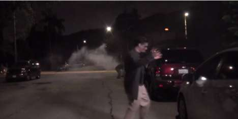 Anti-Theft Zombie PSAs - This Lapd Zombie PSA Shows the Danger of Not Hiding Your Valuables
