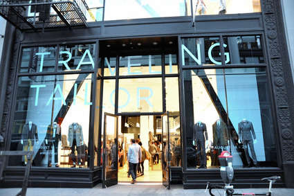 Pop-Up Tailor Shops - Indochino's Traveling Tailor Shop Helps Guys Get Sharply Suited Up