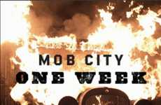 TV Script Twitter Campaigns - The TNT Twitter Campaign for Mob City Gives us a Taste of the Show