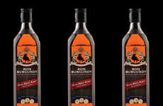 Comedy-Inspired Liquours - Celebrate the Premiere of Anchorman 2 with Ron Burgundy Scotch