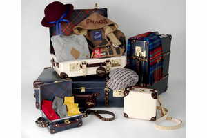 Vivienne Westwood's Globe-Trotter Collection is Gorgeous