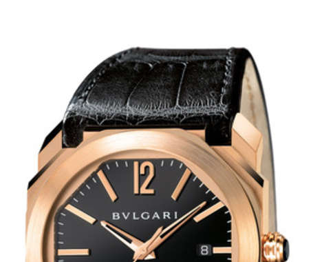 Luxe Geometric Timepieces