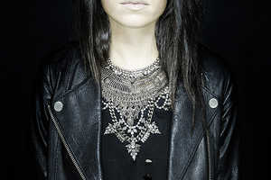 The Dylanlex Crystal Necklaces are Boldy Timeless