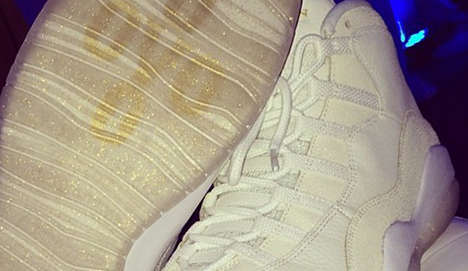 Rapper-Influenced Footwear - Canadian Rapper and Hearthrob Drake Releases The OVO Air Jordan X