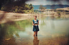 Introspective Fairy Tale Photography