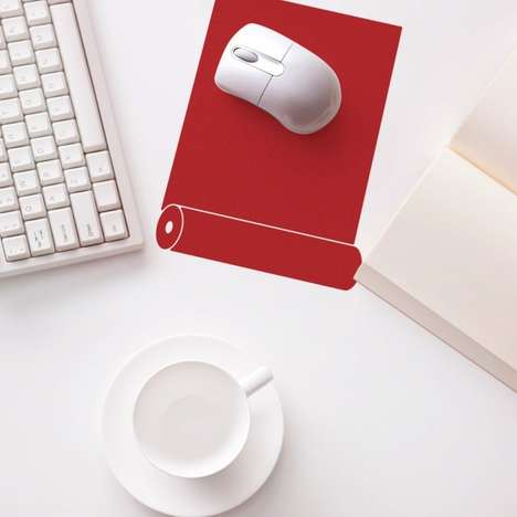 Red Carpet Mouse Pads - This Cute Mouse Pad Will Make You Feel Like a Star