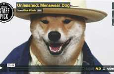'Menswear Dog' from New York Will Turn Your Dog into a Da