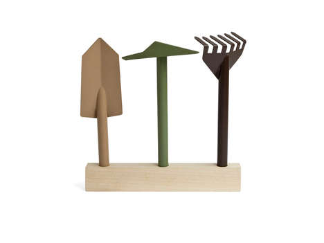 Contemporary Gardening Tools - Orte by Giulio Iacchetti Would Turn Any Person