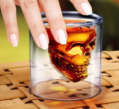 17 Quirky Drinking Gift Ideas - These Alcohol Drinking Glasses Will Delight the Drinker on Your List