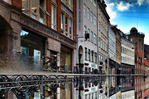 Morten Nordstrom's Reflective Photographs Shows Off Copenhagen