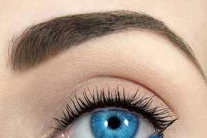 Artist Tal Peleg Dramatically Reinvents Typical Eye Makeup