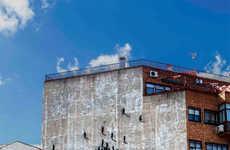 Massive Deceptive Shadow Murals