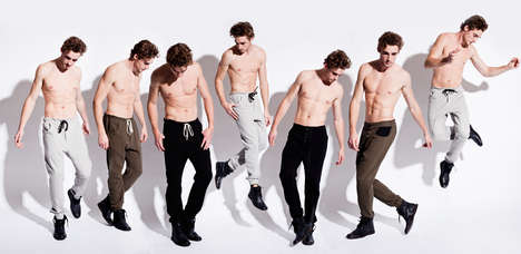 Stylish Gentlemanly Sweatpants  - Twyford Clothing Helps Men Dress Up While Chilling Out